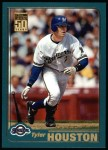 2001 Topps #178  Tyler Houston  Front Thumbnail