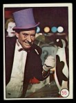 1966 Topps Batman Color #55 CLR  The Penguin Front Thumbnail