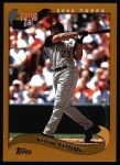 2002 Topps #186  Kevin Young  Front Thumbnail