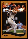 2002 Topps #368  Larry Bigbie  Front Thumbnail
