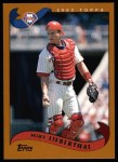 2002 Topps #367  Mike Lieberthal  Front Thumbnail