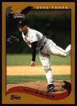 2002 Topps #172  Billy Wagner  Front Thumbnail