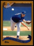 2002 Topps #53  Brian Meadows  Front Thumbnail