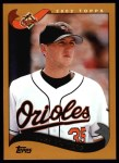 2002 Topps #414  Josh Towers  Front Thumbnail