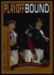 2002 Topps #352   Cleveland - Playoff-Bound Front Thumbnail