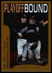 2002 Topps #353   Arizona - Playoff-Bound Front Thumbnail