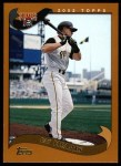 2002 Topps #366  Pat Meares  Front Thumbnail