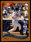 2002 Topps #371  Chad Kreuter  Front Thumbnail