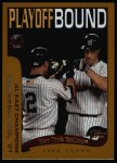 2002 Topps #351   New York Yankees - Playoff-Bound Front Thumbnail