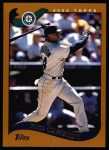2002 Topps #263  Mike Cameron  Front Thumbnail