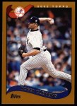 2002 Topps #60  Roger Clemens  Front Thumbnail