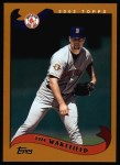 2002 Topps #187  Tim Wakefield  Front Thumbnail