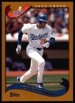 2002 Topps #123  Tom Goodwin  Front Thumbnail