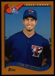 2002 Topps #418  Mike Sirotka  Front Thumbnail