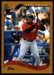 2002 Topps #104  Daryle Ward  Front Thumbnail
