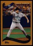 2002 Topps #532  Joe Kennedy  Front Thumbnail
