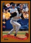 2002 Topps #506  Wilton Guerrero  Front Thumbnail