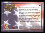 2002 Topps #362   -  Sammy Sosa United We Stand Back Thumbnail