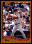 2002 Topps #261  Wes Helms  Front Thumbnail