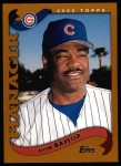 2002 Topps #280  Don Baylor  Front Thumbnail