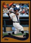 2002 Topps #224  Roger Cedeno  Front Thumbnail