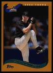 2002 Topps #200  Randy Johnson  Front Thumbnail