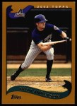 2002 Topps #177  Brian Anderson  Front Thumbnail