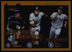 2002 Topps #338   -  A.Rod / Ichiro / Boone League Leaders Front Thumbnail
