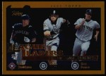 2002 Topps #338   -  A.Rod / Ichiro / Boone League Leaders Front Thumbnail