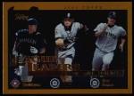 2002 Topps #338   -  A.Rod / Ichiro Suzuki / Boone League Leaders Front Thumbnail
