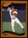 2002 Topps #202  Jerry Hairston  Front Thumbnail