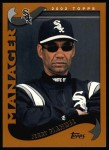 2002 Topps #278  Jerry Manuel  Front Thumbnail