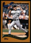 2002 Topps #572  Nick Bierbrodt  Front Thumbnail