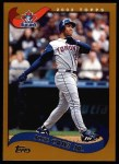 2002 Topps #59  Jose Cruz Jr.  Front Thumbnail