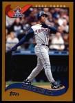 2002 Topps #59  Jose Cruz Jr.  Front Thumbnail