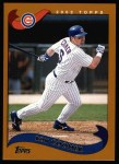 2002 Topps #111  Ron Coomer  Front Thumbnail