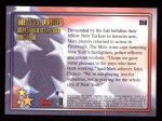 2002 Topps #358   -  Mike Piazza United We Stand Back Thumbnail