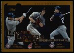2002 Topps #339   -  A.Rod / Thome / Palmeiro League Leaders Front Thumbnail
