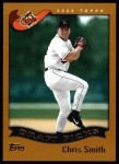 2002 Topps #327  Chris Smith  Front Thumbnail