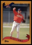 2002 Topps #511  Miguel Cairo  Front Thumbnail