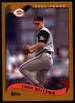 2002 Topps #63  Chris Reitsma  Front Thumbnail