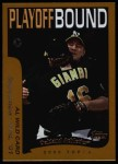 2002 Topps #350   Oakland Athletics ( A's ) - Playoff-Bound Front Thumbnail