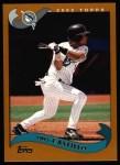 2002 Topps #113  Luis Castillo  Front Thumbnail