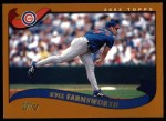 2002 Topps #486  Kyle Farnsworth  Front Thumbnail