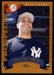 2002 Topps #686  John Rodriguez   Front Thumbnail