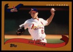 2002 Topps #102  Bud Smith  Front Thumbnail