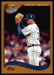 2002 Topps #162  Jeff Suppan  Front Thumbnail
