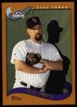2002 Topps #383  Rick White  Front Thumbnail