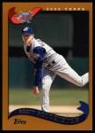 2002 Topps #58  Scott Schoeneweis  Front Thumbnail