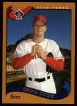 2002 Topps #388  Dennis Cook  Front Thumbnail